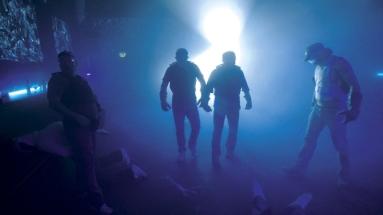 Hyena club raid